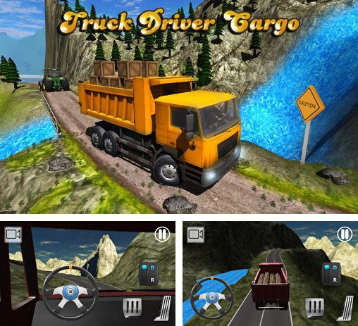 In addition to the game Off road hill drive: Cargo truck for Android phones and tablets, you can also download Truck driver cargo for free.