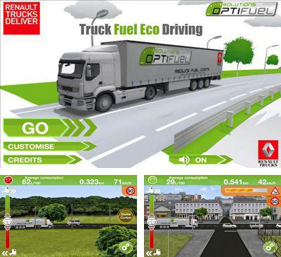 In addition to the game Truck Fuel Eco Driving for Android, you can download other free Android games for HTC Wildfire.