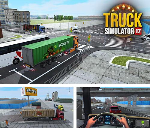 In addition to the game Truck simulator 2017 for Android, you can download other free Android games for Oppo R5.