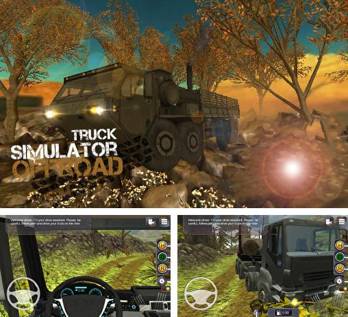 Truck simulator 3D for Android - Download APK free