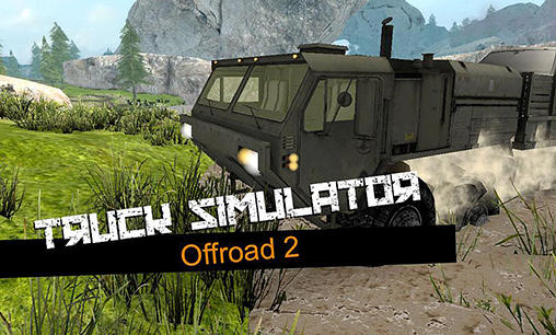Truck simulator offroad 2 poster