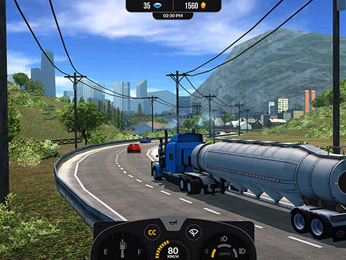 euro truck simulator 2 indonesia android