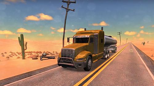 truck simulator usa pour android t l charger gratuitement jeu simulateur du camion des etats. Black Bedroom Furniture Sets. Home Design Ideas