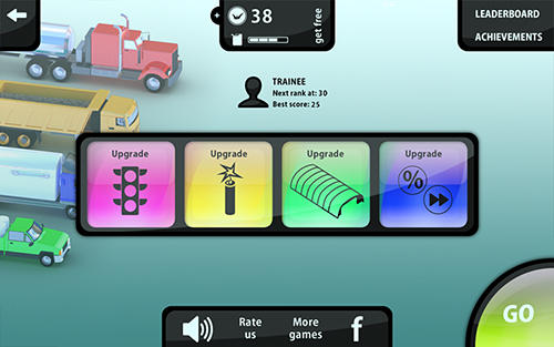 Kostenloses Android-Game Truck Traffic Control. Vollversion der Android-apk-App Hirschjäger: Die Truck traffic control für Tablets und Telefone.