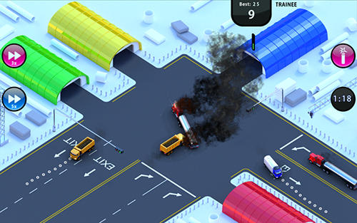Screenshots von Truck traffic control für Android-Tablet, Smartphone.