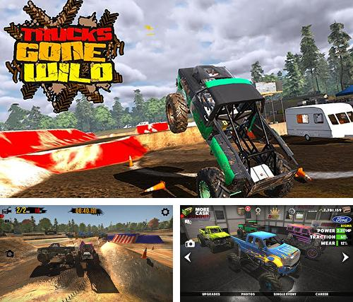 In addition to the game Trucks gone wild for Android, you can download other free Android games for Nomi C10104.