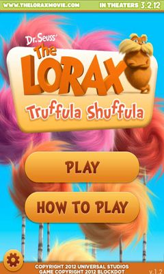 Truffula Shuffula The Lorax