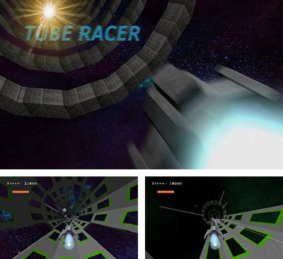 In addition to the game Gold Miner for Android phones and tablets, you can also download Tube Racer 3D for free.