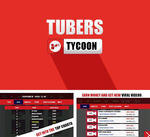 In addition to the game Lame Castle HD for Android phones and tablets, you can also download Tubers tycoon for free.