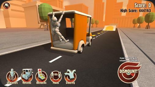 Screenshots von Turbo dismount für Android-Tablet, Smartphone.