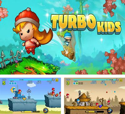 In addition to the game Super Monkey Run for Android phones and tablets, you can also download Turbo Kids for free.