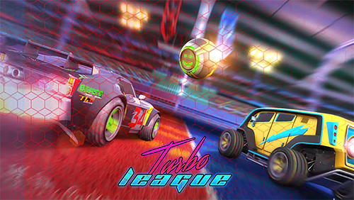 Turbo league poster