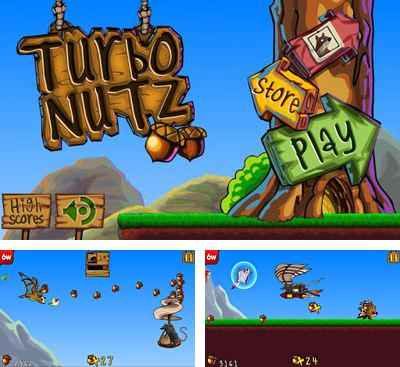In addition to the game Evacuate for Android phones and tablets, you can also download Turbo Nutz for free.