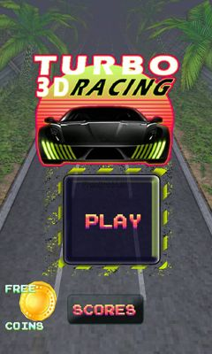 Turbo Racing 3D обложка