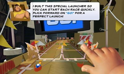Turbo Racing League screenshot 3