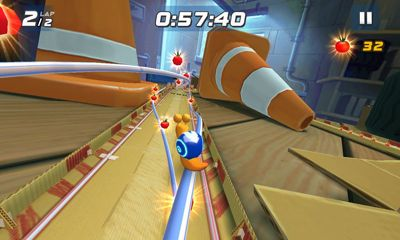 Turbo Racing League screenshot 4