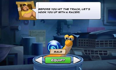 Turbo Racing League screenshot 1