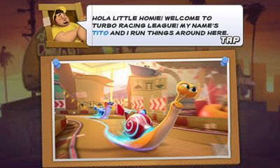 Turbo Racing League screenshot 2