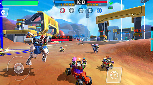 Turbo Squad apk android, pc et ios