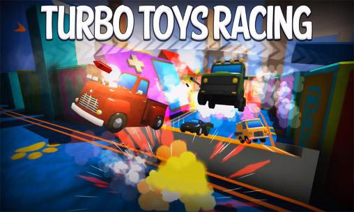 Turbo toys racing poster