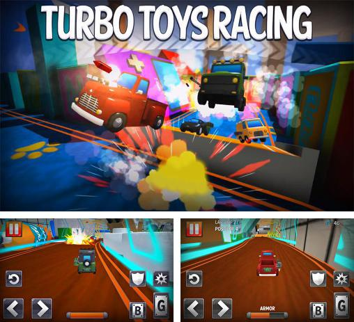 Turbo toys racing