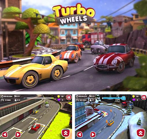 In addition to the game Monster Madness for Android phones and tablets, you can also download Turbo wheels for free.