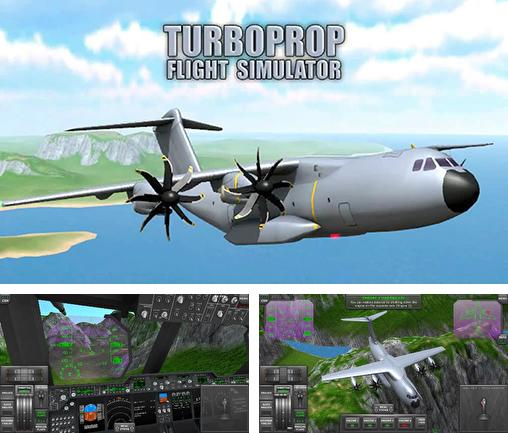 In addition to the game From the sea for Android phones and tablets, you can also download Turboprop flight simulator 3D for free.