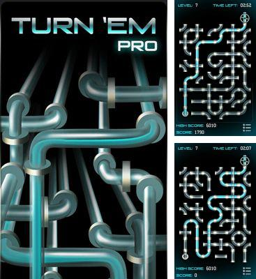 In addition to the game Blow the Flow for Android phones and tablets, you can also download Turn Em Pro for free.