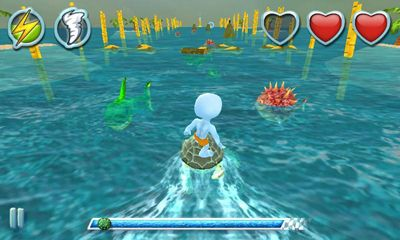 Turtle Surf screenshot 1