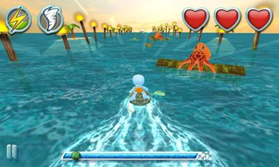 Turtle Surf screenshot 4
