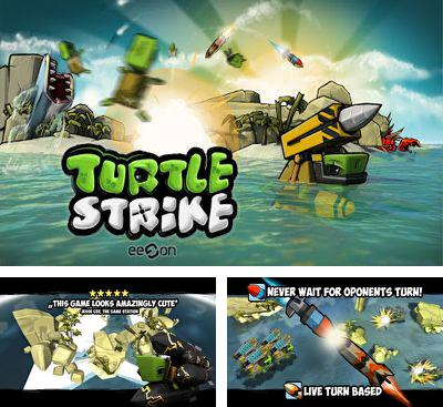 In addition to the game Survival Race for Android phones and tablets, you can also download TurtleStrike for free.