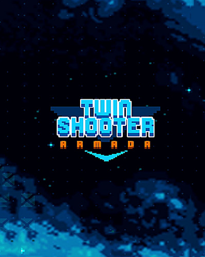 Twin shooter armada poster