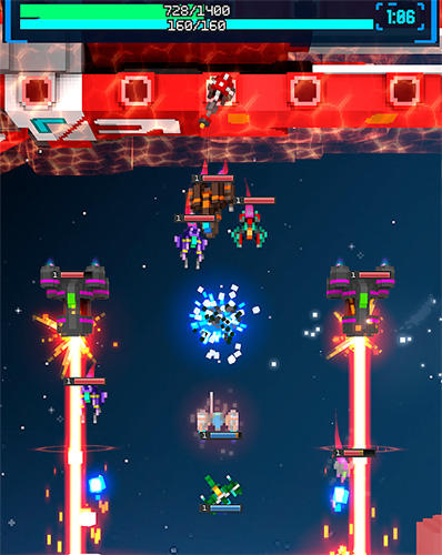 Meteor guns screenshot 2