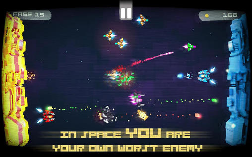 Screenshots von Twin shooter: Invaders für Android-Tablet, Smartphone.