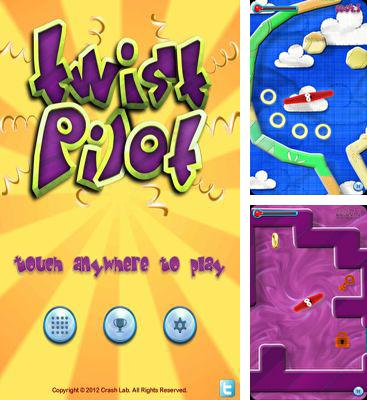 In addition to the game Zio Ball for Android phones and tablets, you can also download Twist Pilot for free.