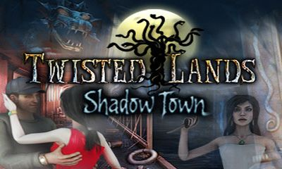 Twisted Lands Shadow Town обложка