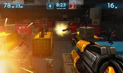 Android Shooter Games Free Download