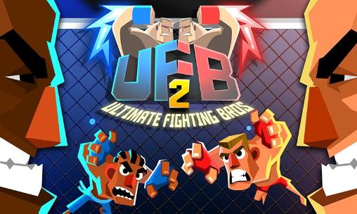 UFB 2: Ultimate fighting bros poster