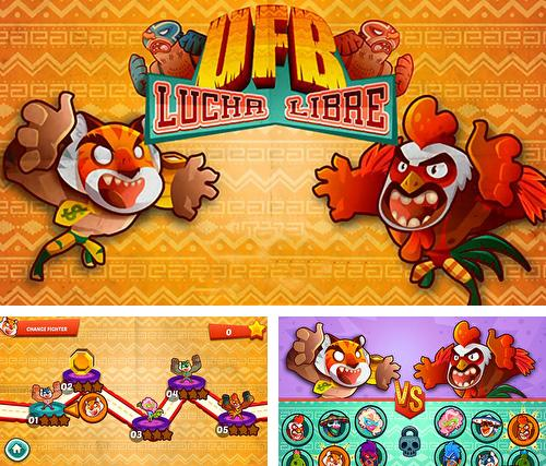 UFB lucha libre: Ultimate mexican fighting