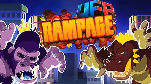 UFB rampage: Ultimate monster championship обложка