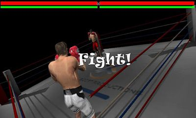 Ultimate 3D Boxing Game für Android spielen. Spiel Ultimatives 3D Box Spiel kostenloser Download.