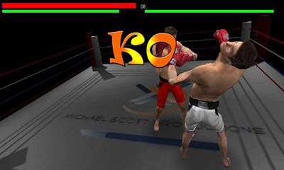 Screenshots von Ultimate 3D Boxing Game für Android-Tablet, Smartphone.