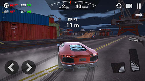 Kostenloses Android-Game Ultimativer Autofahrt-Simulator. Vollversion der Android-apk-App Hirschjäger: Die Ultimate car driving simulator für Tablets und Telefone.