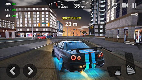 Screenshots von Ultimate car driving simulator für Android-Tablet, Smartphone.