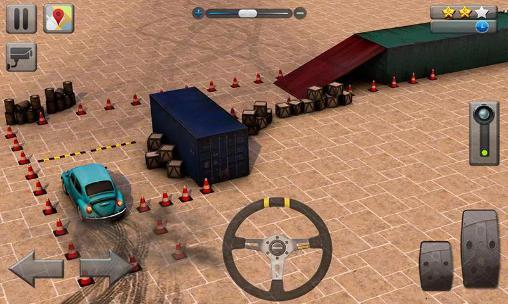 Ultimate car parking 3D скриншот 2
