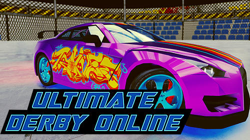 Ultimate derby online: Mad demolition multiplayer обложка