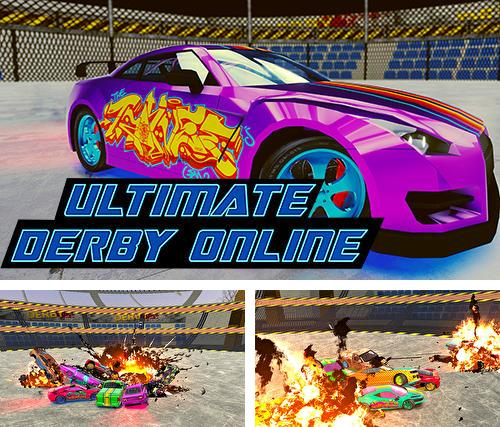 Ultimate derby online: Mad demolition multiplayer