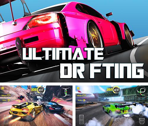 Zusätzlich zum Spiel Hot Wheels: Unendlicher Loping für Android-Telefone und Tablets können Sie auch kostenlos Ultimate drifting: Real road car racing game, Ultimatives Driften: Echte Rennspiele herunterladen.