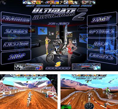 In addition to the game Ultimate MotoCross 2 for Android, you can download other free Android games for Acer Liquid Z4.