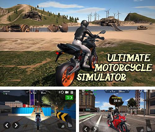 In addition to the game Ultimate motorcycle simulator for Android, you can download other free Android games for Nomi C10104.